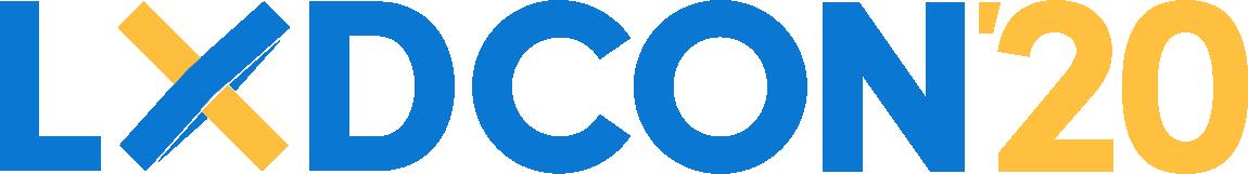 LXDCON'20 logo